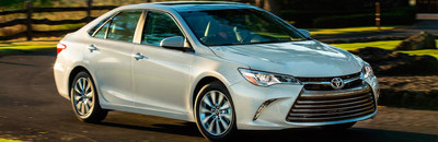 The 2017 Camry is one of the select models with special offers during the Toyota National Clearance Event.