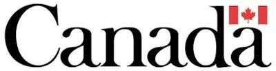 Logo : Gouvernement du Canada (Groupe CNW/Cabinet du ministre des Transports, de la Mobilité durable et de l'Électrification des transports)