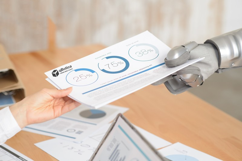 Robotics Process Automation helps professionals like Financial Advisors, Government employees, Mortgage Brokers, Loan Officers and Claims Adjusterswith research and reporting ready to help them make decisions faster and serve customers better