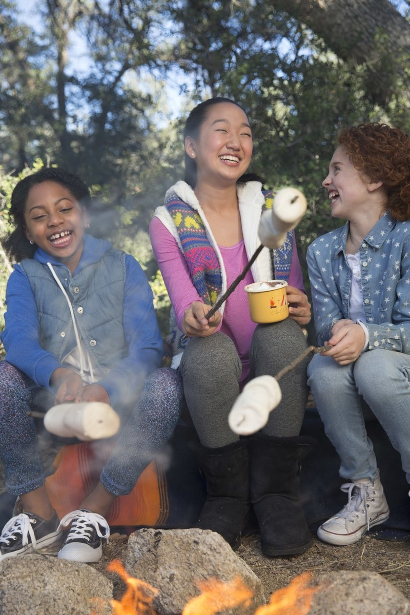 Today, National S'mores Day, Girl Scouts announced that its popular Girl Scout S'mores™ will return as part of the 2018 Girl Scout Cookie season lineup. The return of Girl Scout S'mores reaffirms Girl Scouts' commitment to providing adventurous opportunities for girls in the outdoors. For s'more info about Girl Scouts and how to join or volunteer, visit www.girlscouts.org/join.