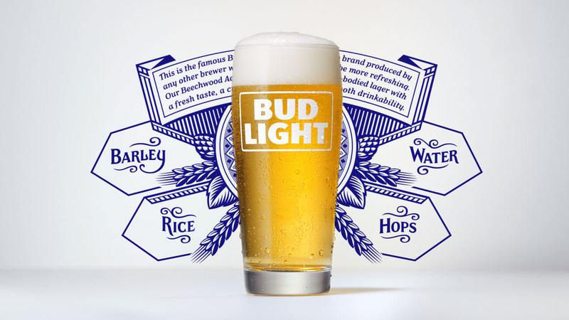 Bud Light reintroduces America to its favorite light lager with two new ad spots.