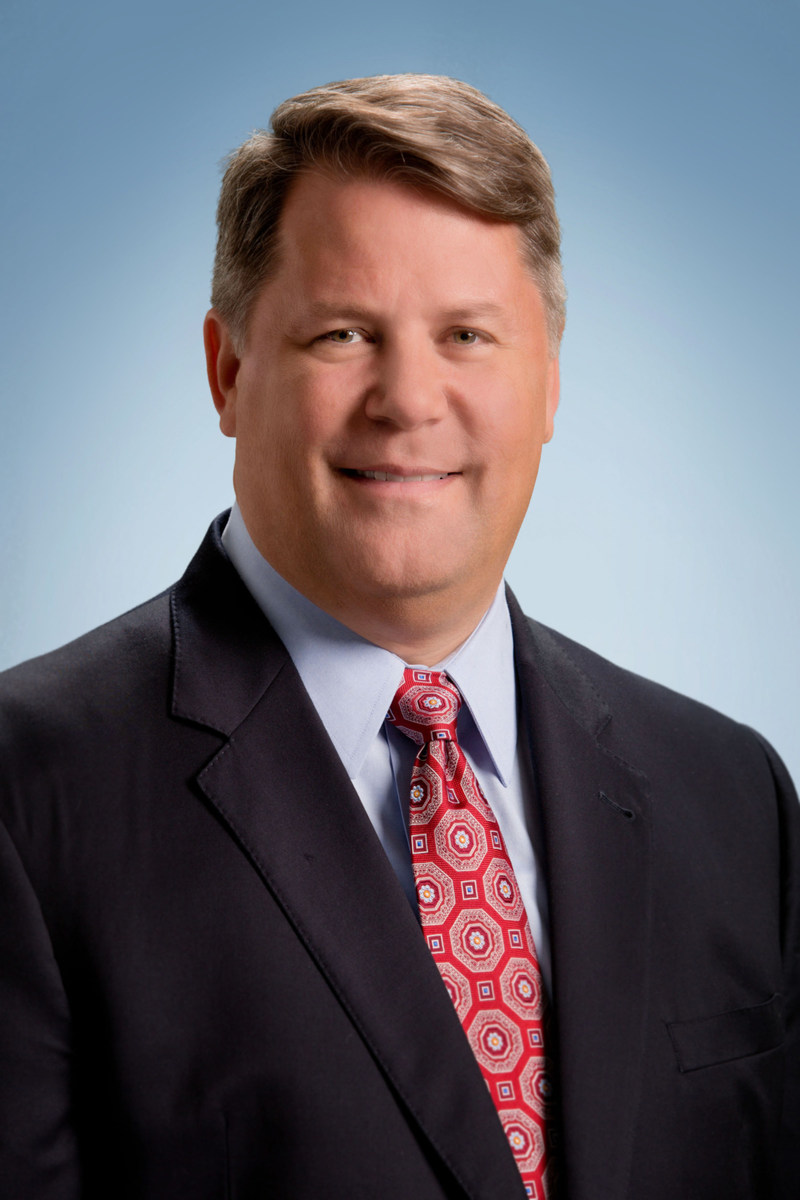 Keith Barber, CEO, Houston Methodist Willowbrook Hospital, and senior vice president, Houston Methodist