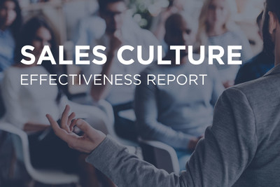 DoubleDigit Sales Sales Culture Effectiveness Report will help you discover what the best organizations are doing differently and benchmark your sales culture against industry leaders. (CNW Group/DoubleDigit Sales)