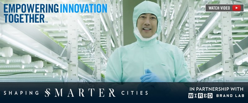 In the third video from Mouser Electronics' Shaping Smarter Cities project, celebrity engineer Grant Imahara travels to Tokyo to learn how technological innovations in vertical farming are helping to feed a growing population plagued by extreme space restrictions and resource limitations. To learn more, visit www.mouser.com/empowering-innovation.