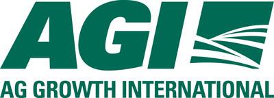 AGI Logo (CNW Group/Ag Growth International Inc. (AGI))