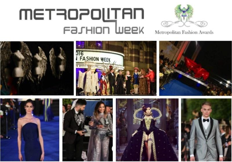 Metropolitan Fashion Week 2017-September 28 - October 5