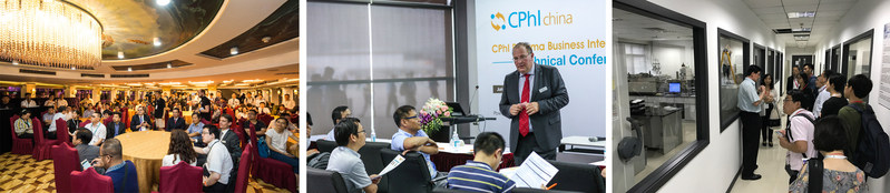 China Pharma Week Splendid Activities