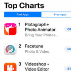 New Plōtagraph+ App Takes Number 1 Spot