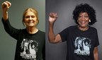 Gloria Steinem, Dorothy Pitman Hughes Release Limited Edition Iconic T-shirt To Support Equal Rights Amendment