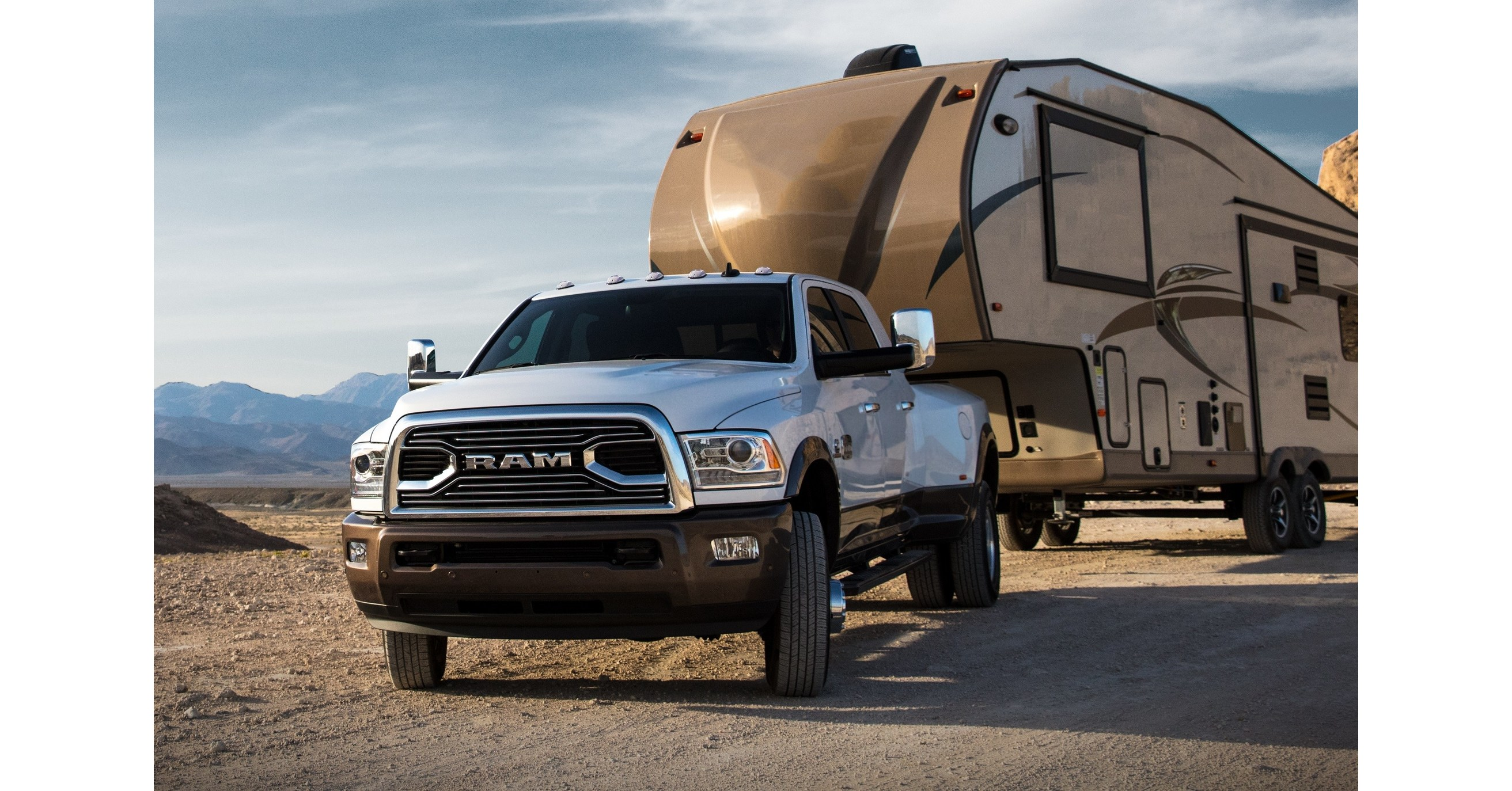 Ram truck reveals the most powerful pickup 2018 ram 3500 heavy duty launches with chart topping