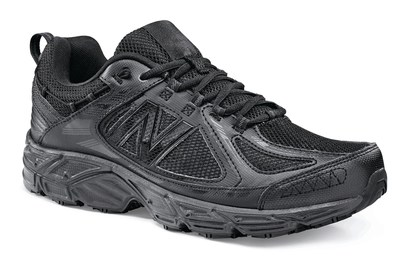 The New Balance 510 with slip-resistant outsole, now available through SHOES FOR CREWS