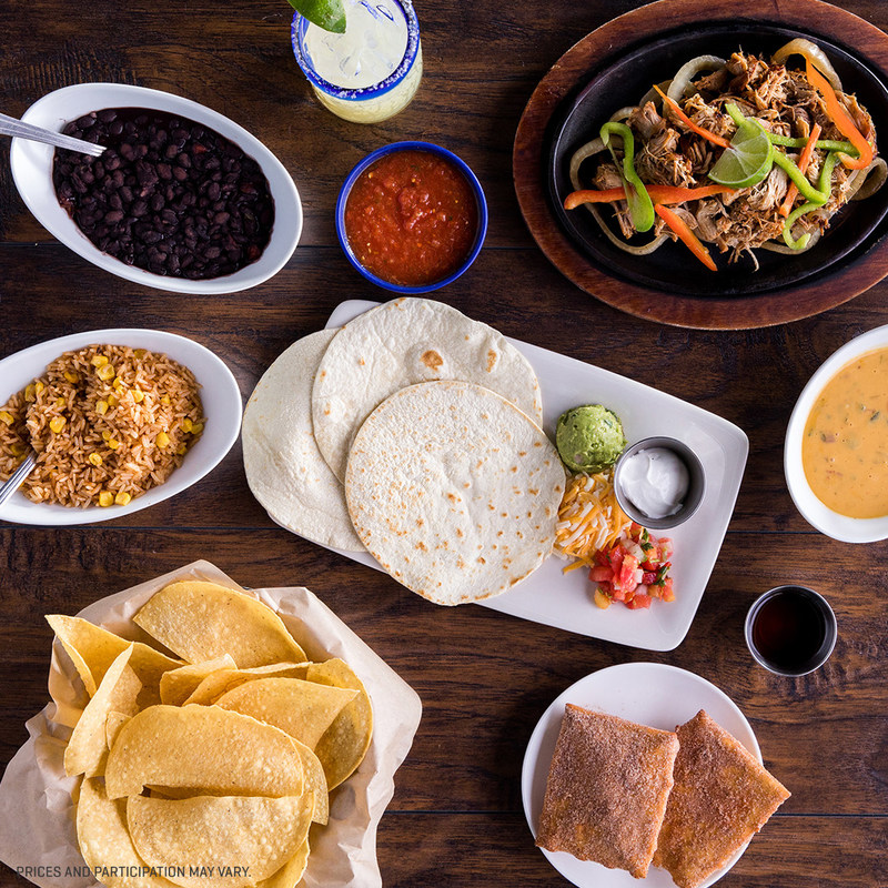 On The Border Mexican Grill & Cantina® will be celebrating its 2nd annual celebration, National Fajita Day on Aug. 18th!