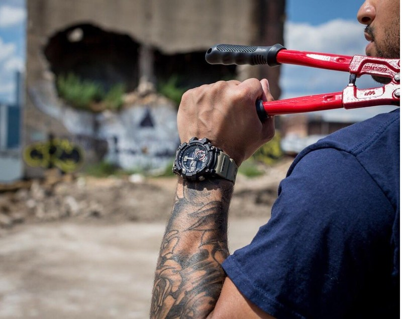 G-SHOCK Highlights Key Watches That Stand Up To Tough Summer Jobs