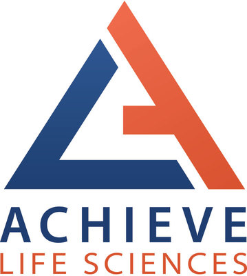 Achieve logo (PRNewsfoto/Achieve Life Sciences, Inc.) (PRNewsfoto/Achieve Life Sciences, Inc.)