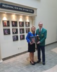 UMH Properties, Inc.: Christine Lindsey, Vice President of Sales, inducted into the MH/RV Hall of Fame