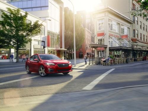2018 Subaru Impreza (CNW Group/Subaru Canada Inc.)