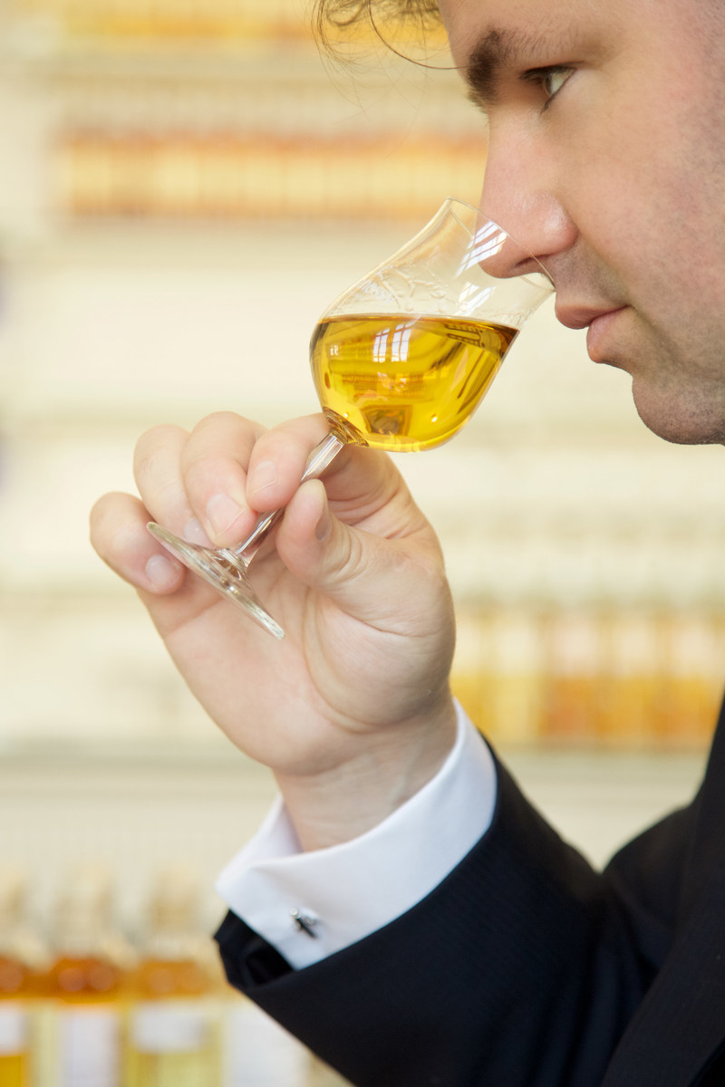 Renaud Fillioux de Gironde, Hennessy's 8th generation Master Blender