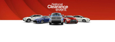 Qualified car buyers who wish to save on 2017 Toyota favorites will discover exceptional savings at Toyota of Hattiesburg during the Toyota National Clearance Event, which lasts through September 5.