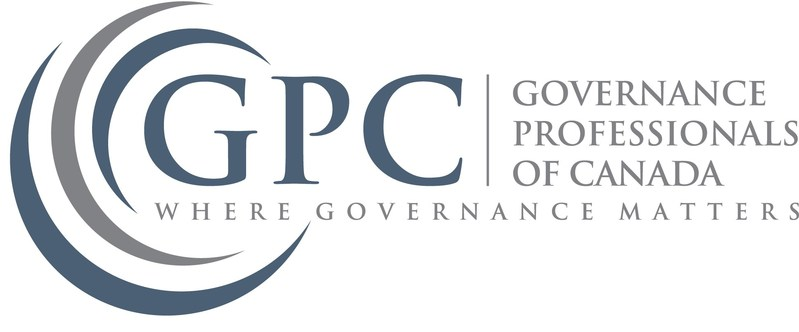 Governance Professionals of Canada (CNW Group/Governance Professionals of Canada)