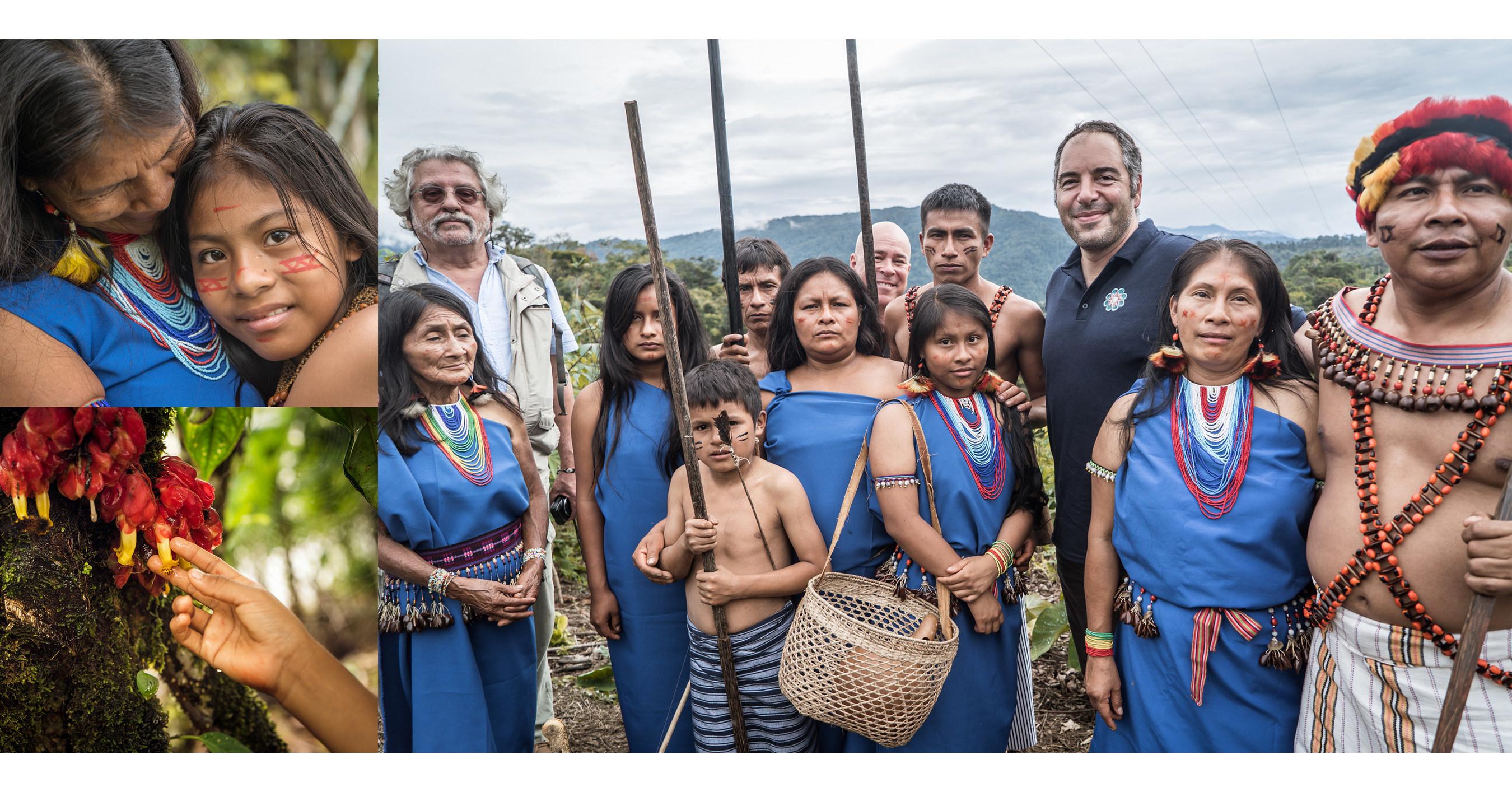 Vitanova Vitamin Brand Travels to the Amazon to Help ...