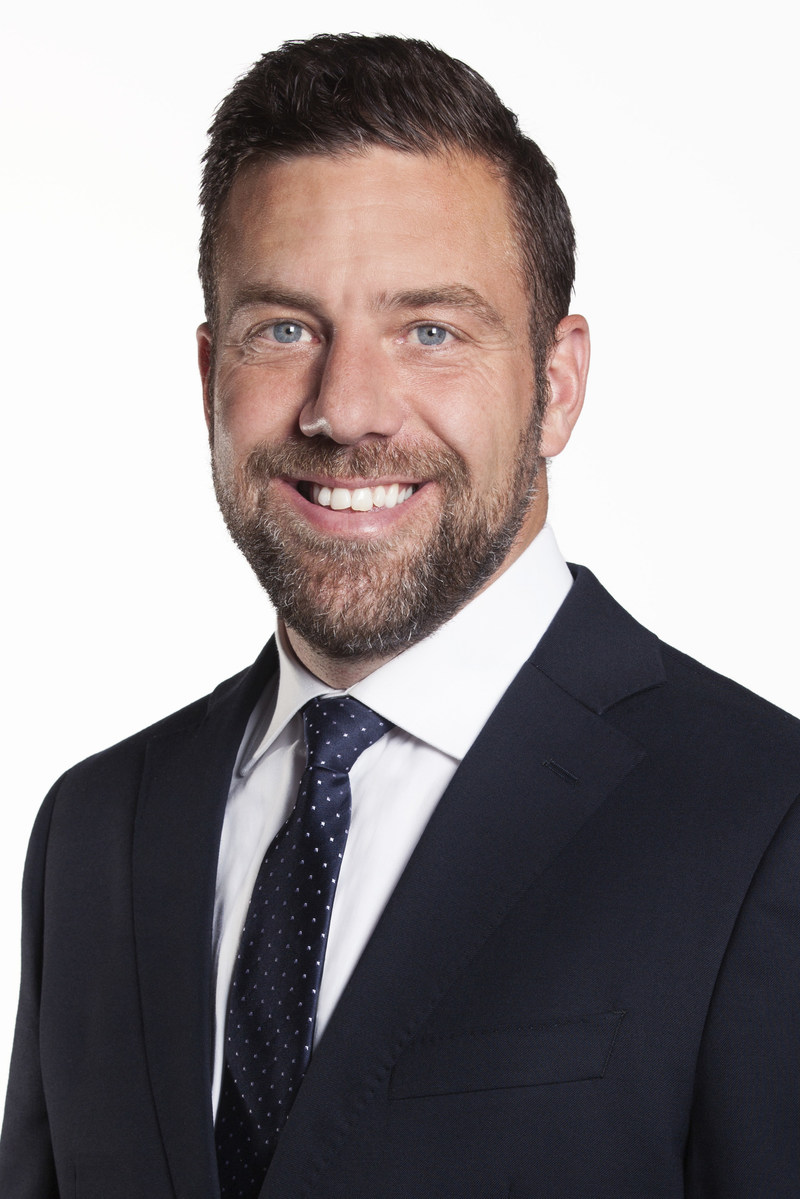 Martin Tremblay, Chief Operating Officer of the Quebecor Sports and Entertainment Group (CNW Group/Quebecor)