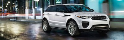 In-stock 2017 SUVs, like the 2017 Land Rover Range Rover Evoque, may currently be available at Land Rover Merriam with attractive lease and purchase pricing.