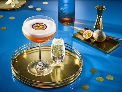 The CIROC-Star Martini made with CIROC French Vanilla (PRNewsfoto/Diageo)