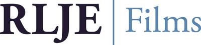 RLJE Films Logo
