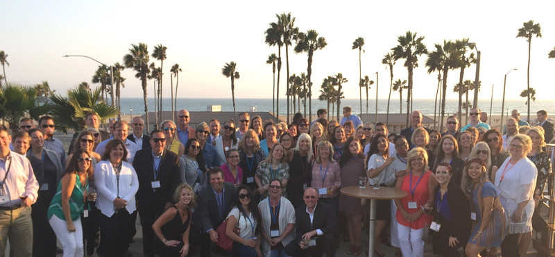 FFR University attendees enjoy collaboration and education oceanside at 2016 event.