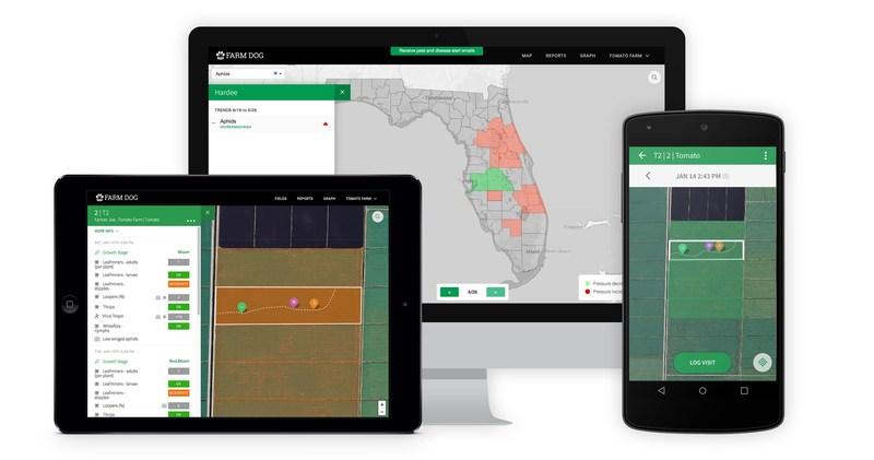 Farm Dog precision agriculture platform
