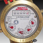 Assured Automation Announces Lead Free Brass Hot Water Meter