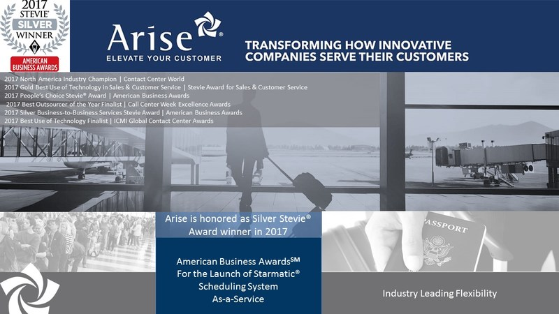 Arise Virtual Solutions Transforming How Innovative Companies Serve Their Customers