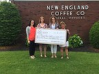 New England Coffee Donates More than $43,000 to Rosie's Place and VNA Hospice and Palliative Care