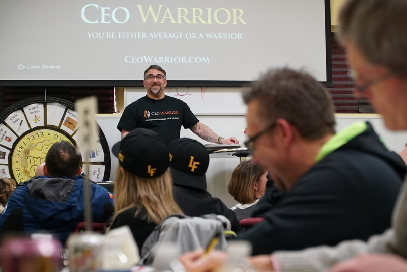 CEO Warrior to Host Final Fast Track Academy for 2017, Sept. 19-22