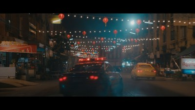 bwin's new blockbuster advertisement campaign – 'The Race' (PRNewsfoto/bwin)