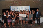 Les heureux gagnants (Groupe CNW/Loto-Québec)