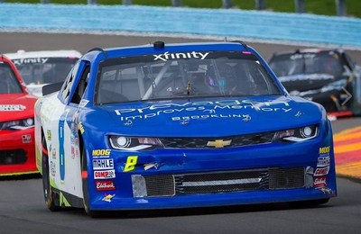 Prevagen sponsored NASCAR team BJ McLeod and driver Josh Bilicki will be racing at the Mid-Ohio Challenge on August 12.