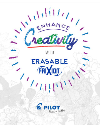 Pilot Pen to showcase FriXion erasable pens that help creative minds write fearlessly and erase doubt at the GBK Pre-Teen Choice Awards Lounge.