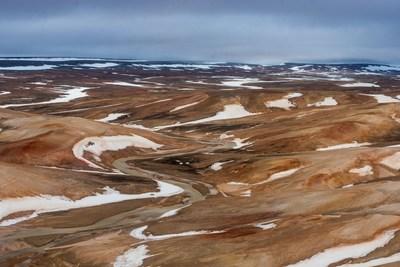 Parc national Qausuittuq (Groupe CNW/Parcs Canada)