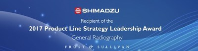 2017 Product Line Strategy Leadership Award