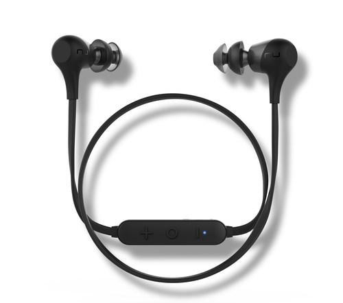Optoma NuForce BE2 Wireless Headphones.