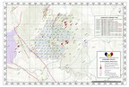 Figure 1, El Domo Deposit – Pierce Point Map (CNW Group/Salazar Resources Limited)