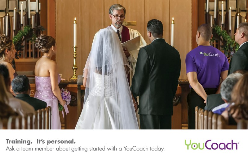Youfit Health Clubs uses its own YouCoach personal trainers in new training campaign.