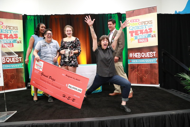Skull & Cakebones Win Grand Prize in 2017 H-E-B Quest for Texas Best Competition_Ben Porter Photography