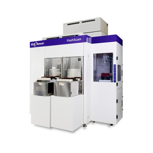 The new FlashScan™ reticle blank inspection product line from KLA-Tencor inspects reticle blanks designed for optical or extreme ultraviolet (EUV) lithography.