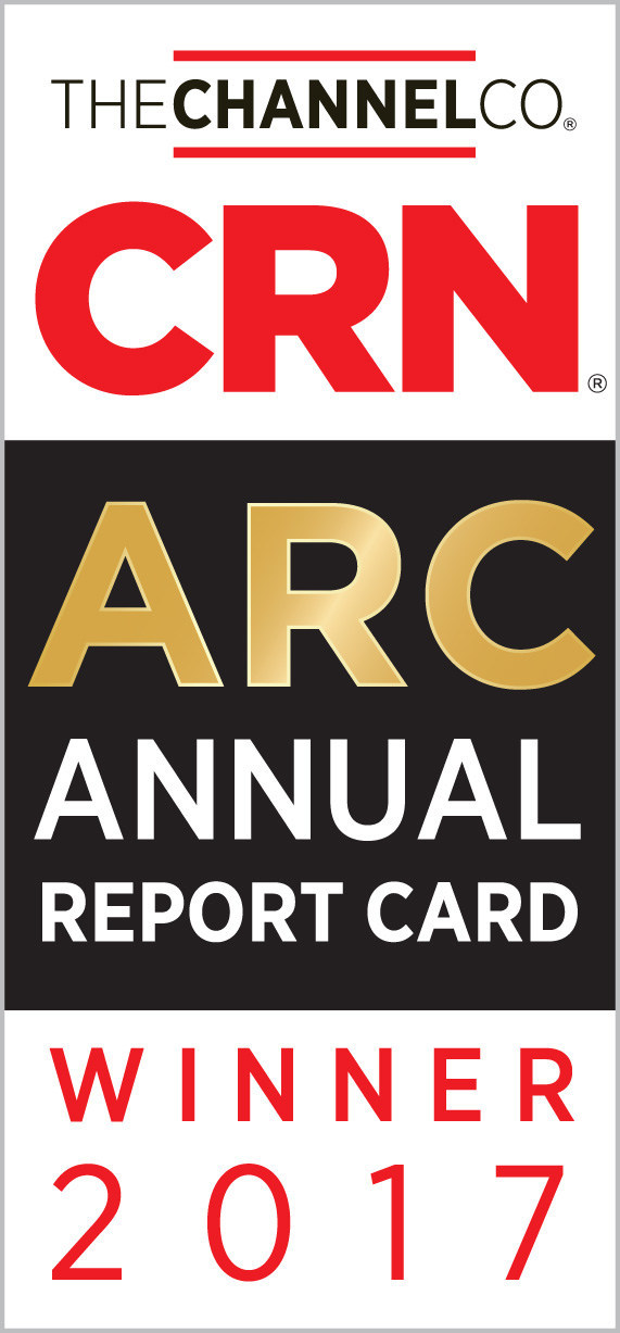 StorageCraft Wins CRN Magazine's ARC Award 2017 for Data Protection Software