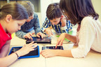 Digital eye strain is a growing concern at home and in the classroom as children head back to school (CNW Group/Alberta Association of Optometrists)
