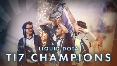 Team Liquid Makes Esports history at The International 2017.