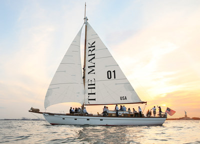 The Mark Hotel Sailboat