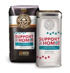 The Coffee Bean & Tea Leaf® and Operation Homefront Once Again Honor Members of the Military and Their Families with Support At Home Campaign
